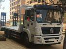 衡阳地区后八轮平板拖车